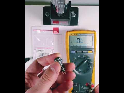 Interruttore A Chiave 1P - On/off - Terminali A Saldare - Codice Articolo 360-020