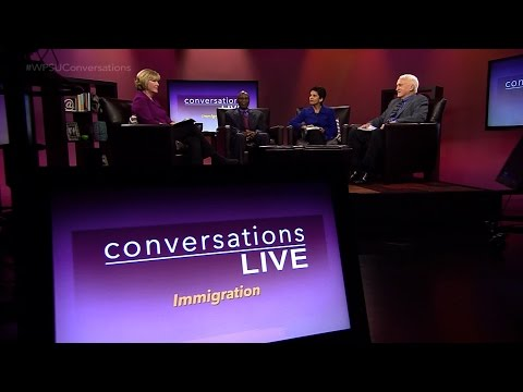 Conversations Live: Immigration