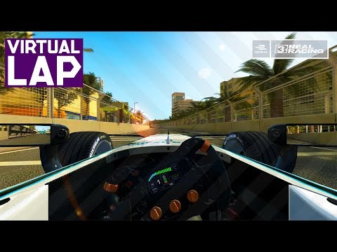 Real Racing 3: Santiago Virtual Lap