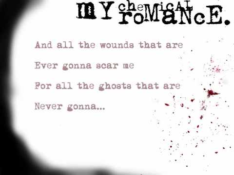 My Chemical Romance - The Ghost Of You & The Jetset Life Is Gonna Kill You (lyrics)
