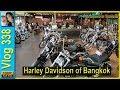 A run to Harley Davidson of Bangkok
