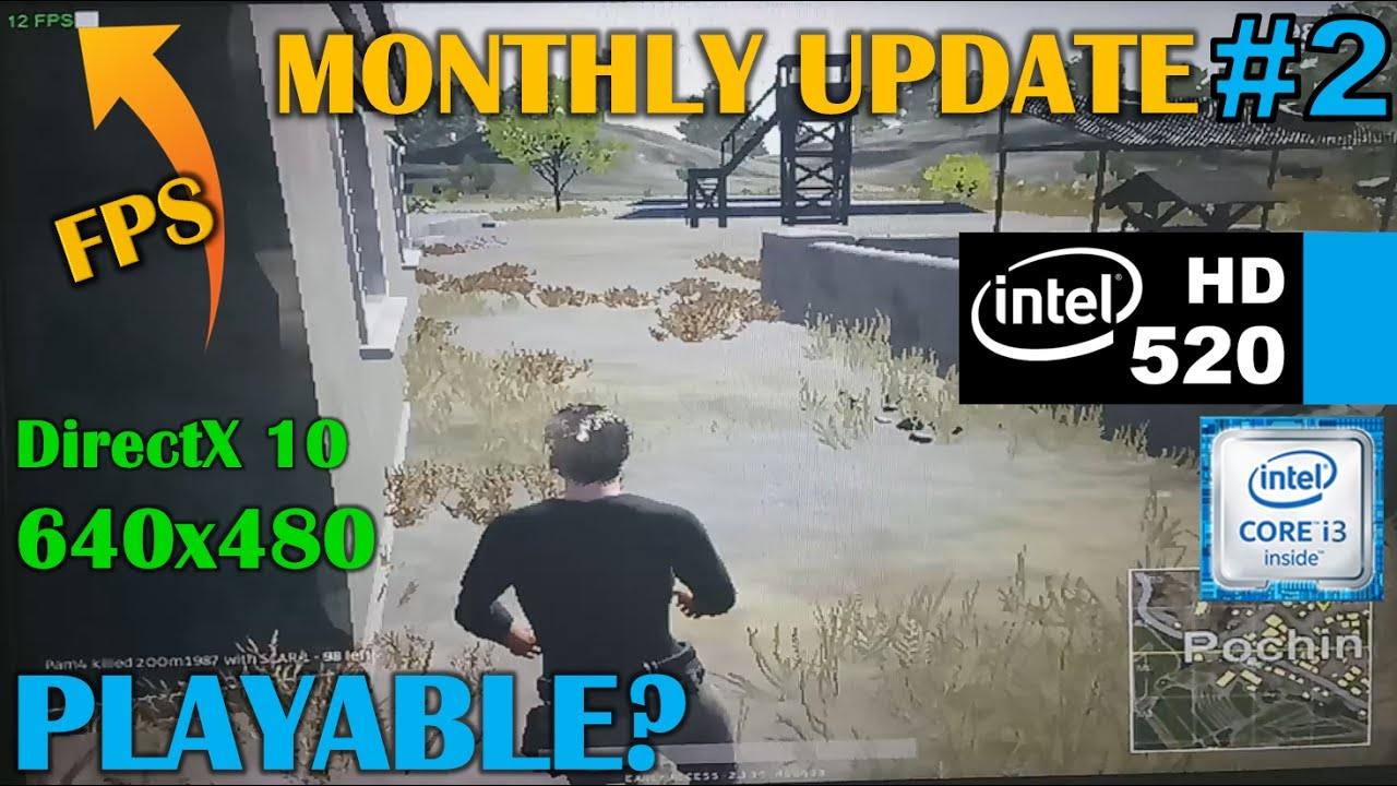 Pubg Hd Grafik: Playerunknown's Battlegrounds - MONTHLY