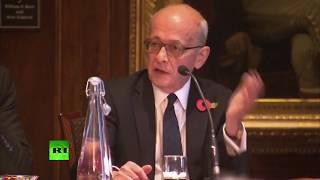 LIVE: Lord Kerr insists Brexit isn