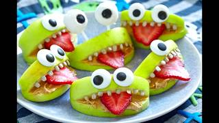 Красивое оформление блюд для детей, или как сделать еду привлекательной для ребенка. Часть 2