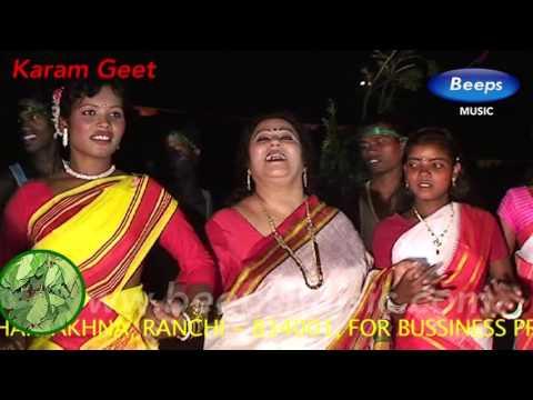 BHADO KAR EKADASHI नवा करम गीत Miitali ghosh's Karam song