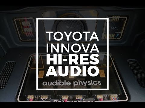 Innova HI-RES AUDIO by NS Audio - Audible Physics