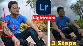 Lightroom Editing Like Photoshop I Tattoo My Photo Editing I S.S Editz | SUJOY SAHA screenshot 2