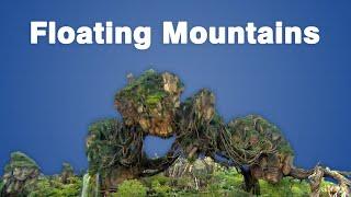 The Engineering Behind Disney's Floating Mountains of Pandora
