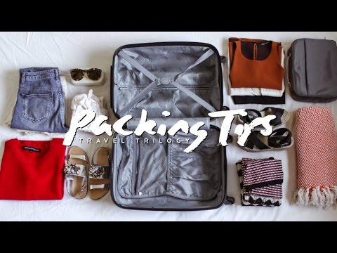 Packing Tips – Travel Trilogy