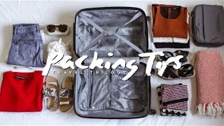 Packing Tips - Travel Trilogy