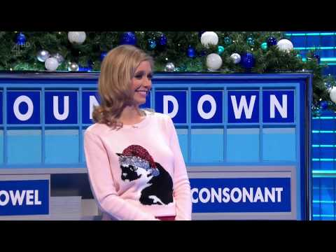 8 Out of 10 Cats Does Countdown S09E13 Christmas Special HD CC 24th December 2016