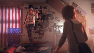 Life Is Strange Episode 1: Chrysalis - Chloe Dancing (Insert your own music)