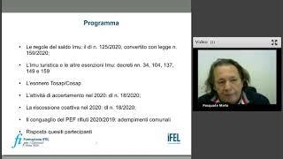 15/12/2020 - Tributi Locali E Riscossione - Le Novità Di Fine Anno
