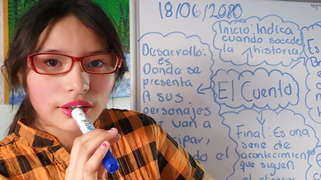 EL CUENTO DENTRO DE UN CUENTO a short film by Sandra Vanessa.