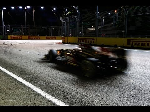 F1 2013 (PC) | 13/19 Singapore-Marine Bay | Saturday Qualifying