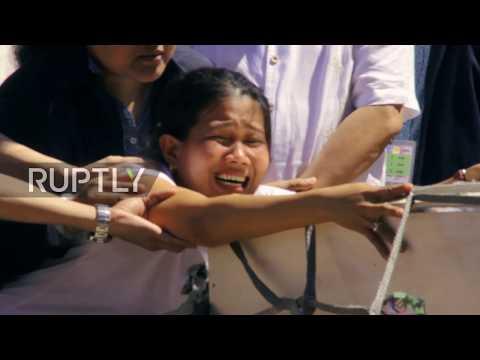 Philippines: Body of 29-yo Filipino worker found in employers freezer brought home