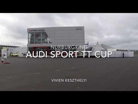 Audi Sport TT Cup Nürburgring / Vivien Keszthelyi