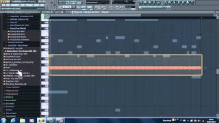 TUTORIAL - How to make a Lex Luger Trap beat from Scratch [FREE FLP DL] Part 1/2 thumbnail