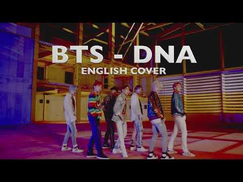 BTS (방탄소년단) - DNA (Acoustic English Cover + Lyrics)