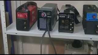 Первый тест: соотношение цены сварочного аппарата и выдаваемого тока(Как выбрать бытовой сварочный аппарат инверторного типа? В России десятки марок и тысячи моделей сварочных..., 2015-09-09T08:16:53.000Z)