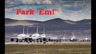 Park 'Em Parking the Global Airline Fleet 25 March 2020
