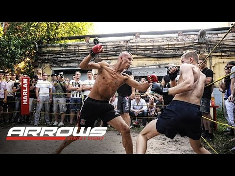 PIT BULL vs Enemy fighter !! First event STRELKA  2011 !!!