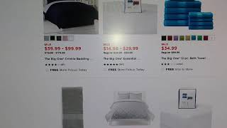 ONLY 4 HOURS LEFT... PROMO CODES ARE STACKING KOHLS BED AND BATH PRODUCT'S