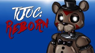 The Joy of Creation: Reborn - RUNNING FOR MY LIFE!!!!! (Freddy & Bonnie)