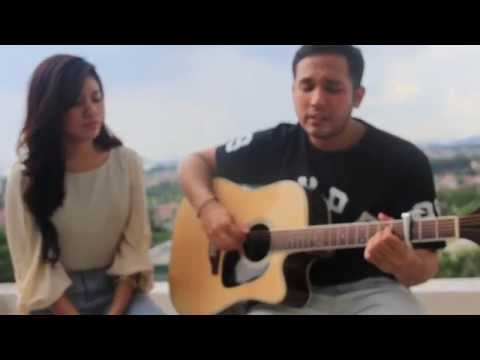 Kasih Tak Sampai - Padi  (Zara Ali and Harris Hisham acoustic version)