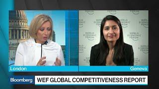 Singapore Tops U.S. in World Economic Forum Competitiveness Report