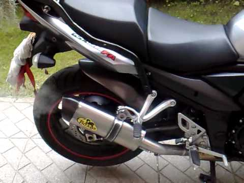 suzuki gsx 1250 fa sound youtube. Black Bedroom Furniture Sets. Home Design Ideas