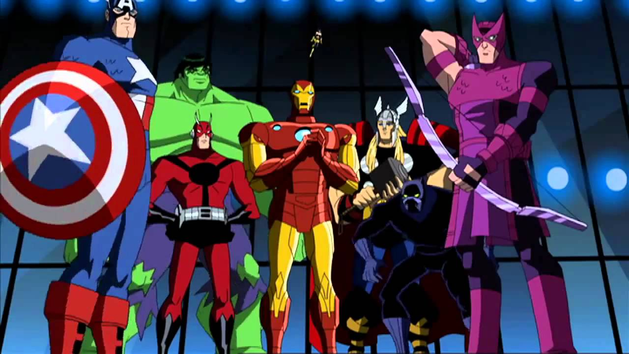 Avengers Zeichentrick
