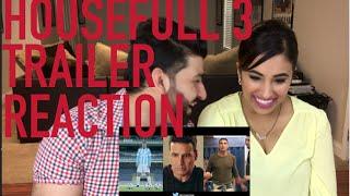 Housefull 3 Trailer Reaction | Akshay Kumar, Abhishek Bachchan, Ritesh Deshmukh |
