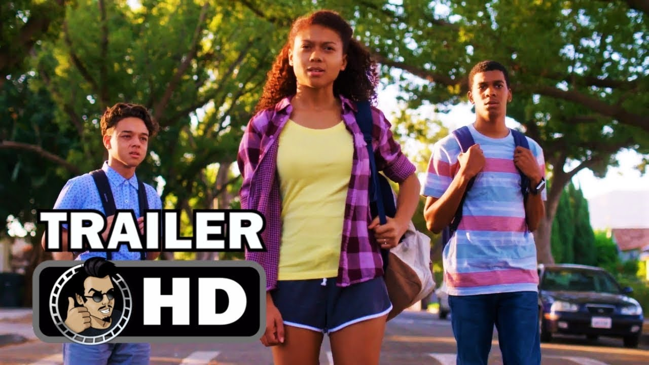 ON MY BLOCK Official Trailer (HD) Netflix Comedy Series - YouTube