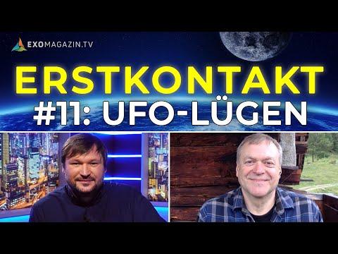 UFO-Lügen, geheime Forschung, außerirdische Intelligenz | Erstkontakt #11