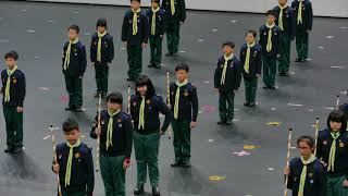 Publication Date: 2018-04-04 | Video Title: 聖家學校60週年體藝汇演---童軍步操