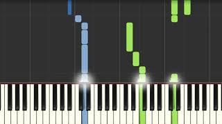 Rhiannon Fleetwood Mac  [Piano Tutorial] Synthesia