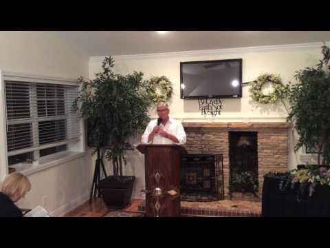 Galatians 3:8  - Pastor Kevin Howell
