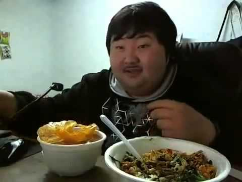 Asian boy fat