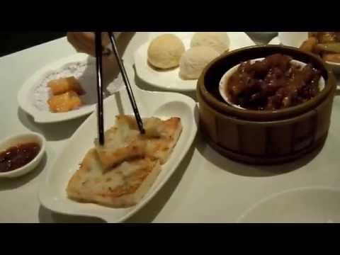 Cantonese lunch at Hyatt Regency Hotel Dongguan