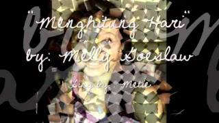 """Menghitung Hari by : Melly Goeslaw"" , sung by: Metie Julyanti"