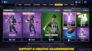 NEW CHEER UP EMOTE + FREE NFL TOY: Fortnite Item Shop