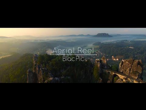 Aerial Showreel 4K | BlacPic
