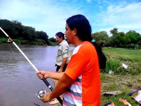 Para morirse de risa , la pesca más mentirosa