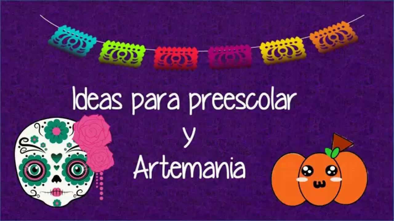Especial d a de muertos y halloween youtube for Decoracion para puertas de preescolar