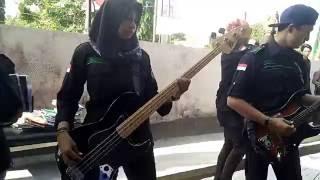 Dewantara Band - Music Dewantara at ospek UST 2016