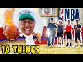 - 10 Things Not To Do Playing Basketball.. NBA