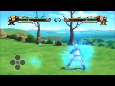 Naruto Ninja storm revolution -  Gameplay parte 4