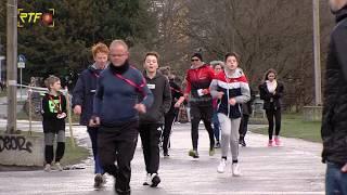 Benefizlauf - Tübinger Konfirmanden joggen für Kinder im Kongo