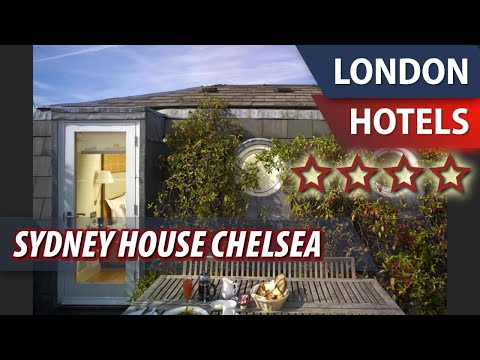 Sydney House Chelsea ⭐⭐⭐⭐   Review Hotel In London, Great Britain